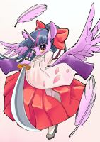 Twilight Sparkle in Sakura Shinguji cos by conbudou
