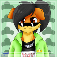 My lovely icon by Bayanik