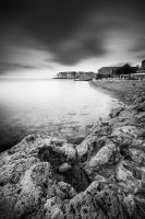 ...rocks and the city II... by roblfc1892