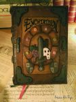 Enchiridion (Front) - Adventure Time by KisaraAkiRyu