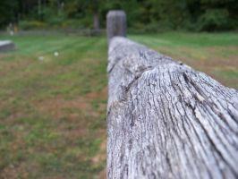 another wooden fence shot by Nick004