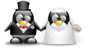 Tux mariage by Umanimo