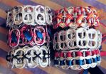 Pop Can Tab Bracelets by VanillaSnowflake