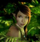 The Elf of Silverwood by RainfeatherPearl