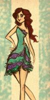 Ariel has flair by Vilva