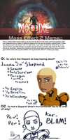 Mass Effect Meme: COMPLETE by loafaries