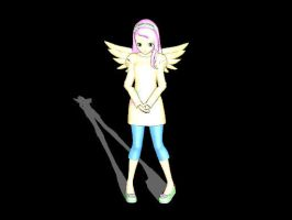 Fluttershy! by huter753