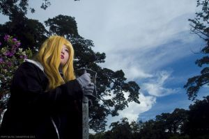 FMA shoot: Olivier Armstrong 01 by ninjapeps