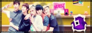 Nu'est by DDLoveEditions