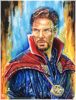 DrStrange by ArtKosh