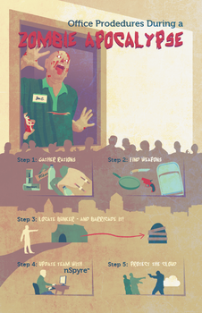Office Procedures for a Zombie Apocalypse by ndugger
