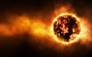 World on fire by pmjproductionsco