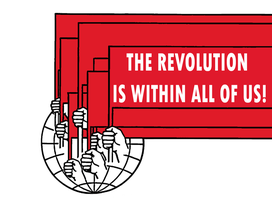 We are the Revolution by Party9999999