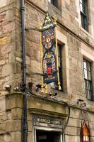 Boswell's Court, Edinburgh by wildplaces