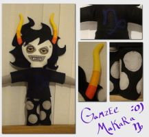 Gamzee Makara Plush by EddieDoezSewing