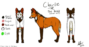 Charlie Reference Sheet 2012 by KanuTGL