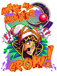 Make My Monster Grow by ToofNClaw