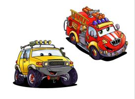 cars by Telpis