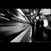 Depart by audeladesombres