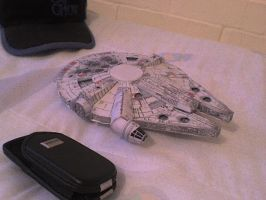 Millenium Falcon by Amaro-House