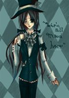 Mad Hatter by orenji-no-ame