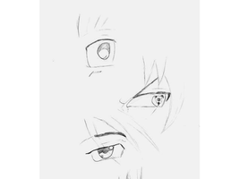 Anime Eyes Practice set 1 by dsh1202