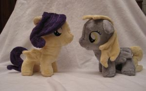 Giveaway Prize Ponies! by munchforlunch