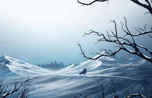 Winter is Coming by VinRoc