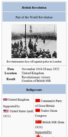 British Revolution by Party9999999