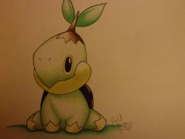 turtwig by music-missy