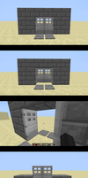 Redstone Challenge 001 - Screenshots by sonickirbyfanno7np10