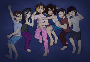 Sleepy Grumps by MsGDance