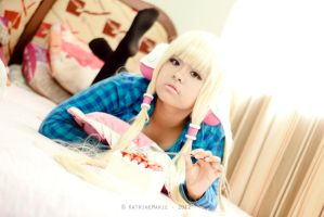 Chii of Chobits 07 by jyh