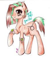 Request - Tlalli Amithi by x-CrystalRose-x