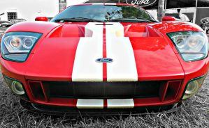 Ford GT by NeverEndingAdventres