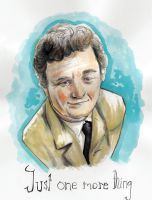 Columbo by Sternentee