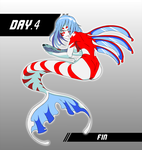 CDC Day 4 - Fin by Zeurel