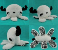 Baby Monstroctopus- Wimby by loveandasandwich