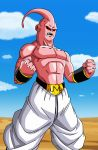Poster #5: Super Buu by Dark-Crawler