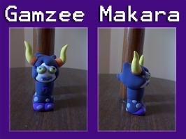 Gamzee: Be a Clay Figure by Ninken-sama