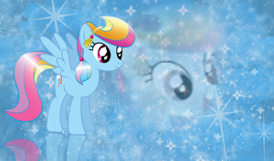 Rainbow Dash Wallpaper by Vaileaa