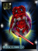 PinUp - Darth Talon by RCBrock