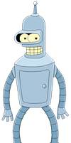 Bender by MollyKetty