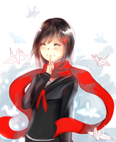 Ayano's Happiness Theory by WingedKcat