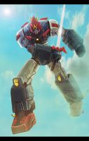 Voltes V by bustercloud