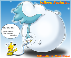 balloon Pachirisu by Dead-Dragon
