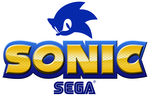 Sonic/Sega Logo Vector by Fuzon-S