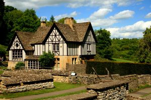 Victorian Hunting Lodge by Tinap