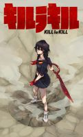 Kill La Kill by nilampwns