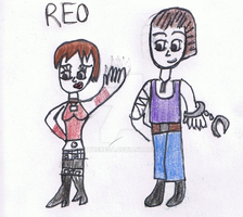 Rebecca and Billy Coen by itzTheresa